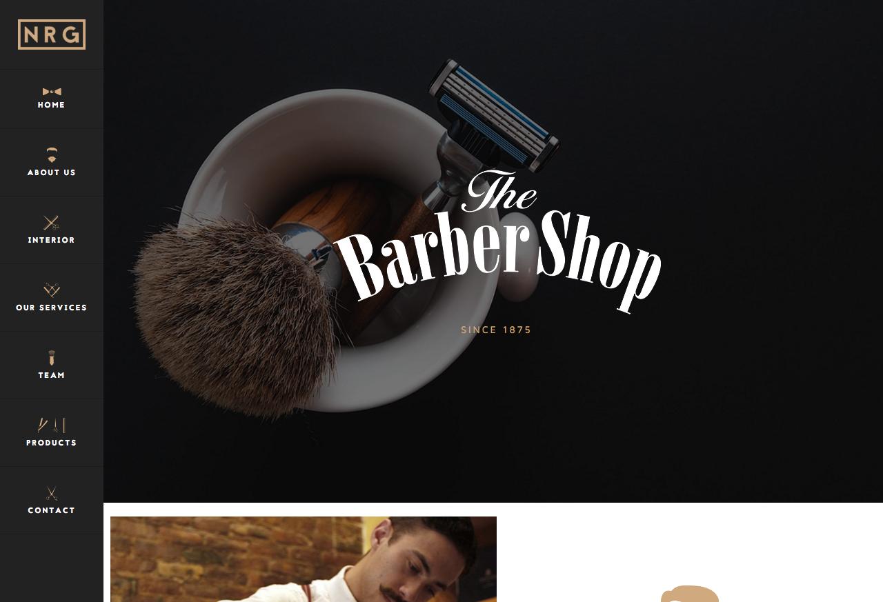 NRG Barber Shop